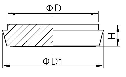 DIN Union - Blank