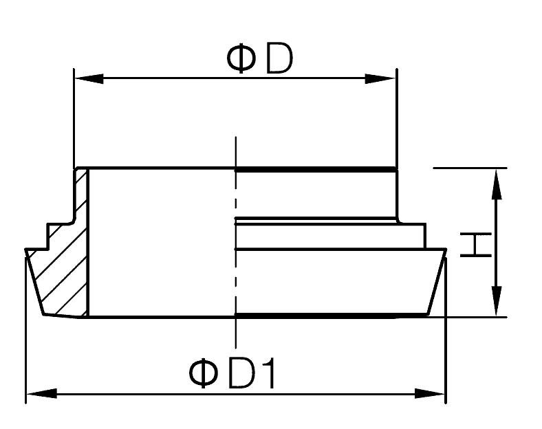 DIN Union - Welding Liner