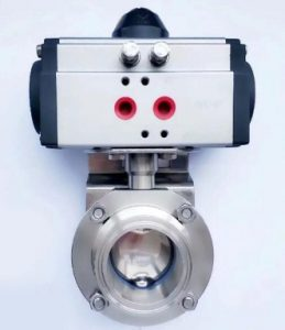 Aluminium Alloy Electric Actuator