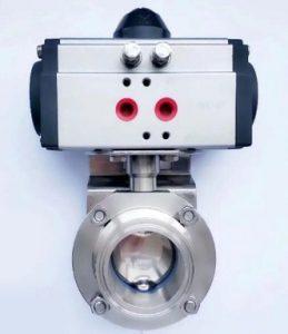 Aluminium Alloy Electric Actuator
