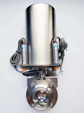 Stainless Steel Pneumatic Actuator