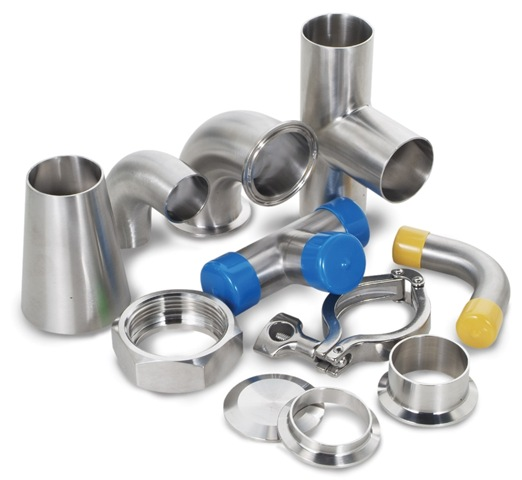 sanitary valve and fittings of wellgreen