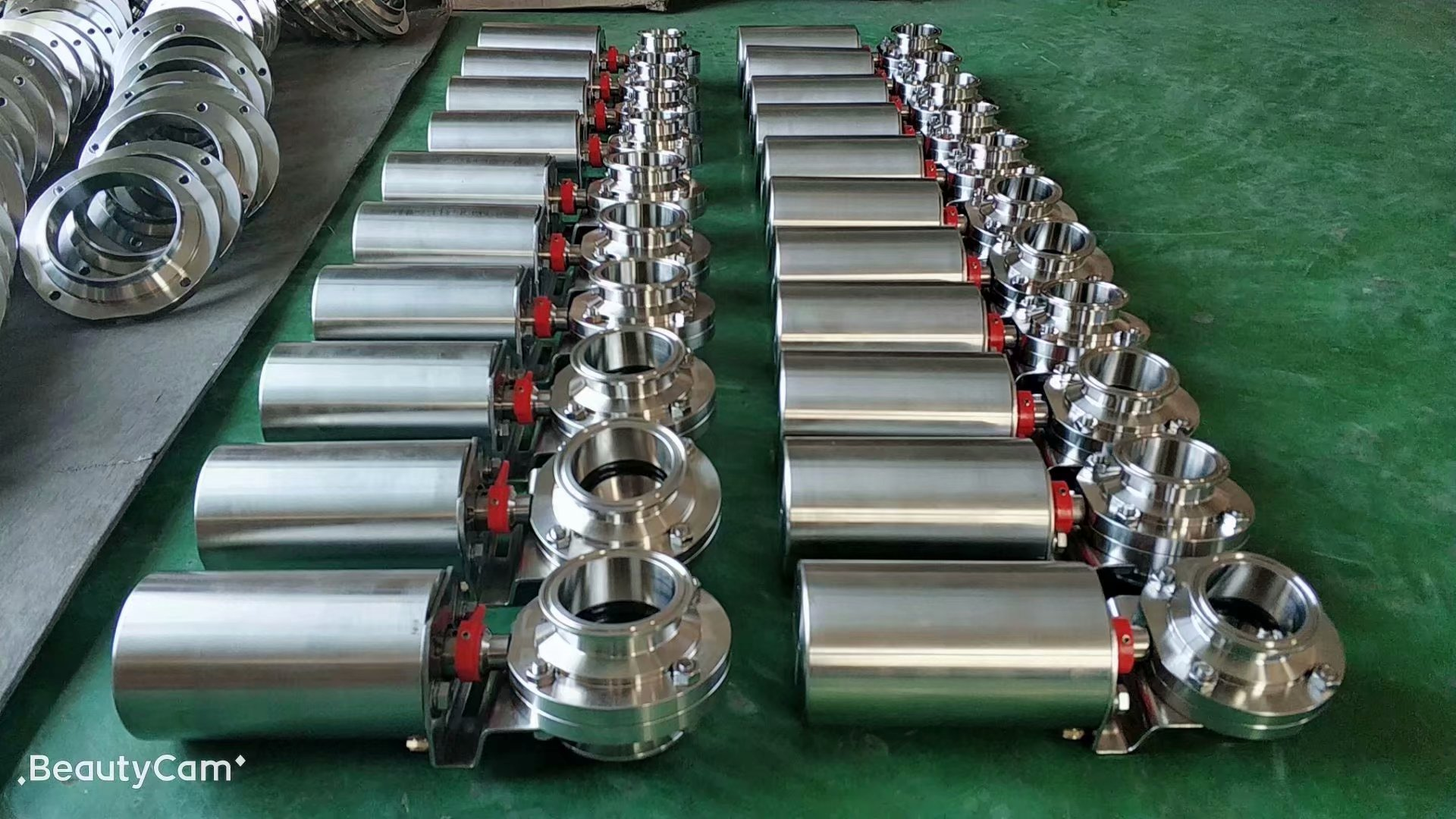 Sanitary Butterfly Valve   Stainless Steel Butterfly Valve Supplier