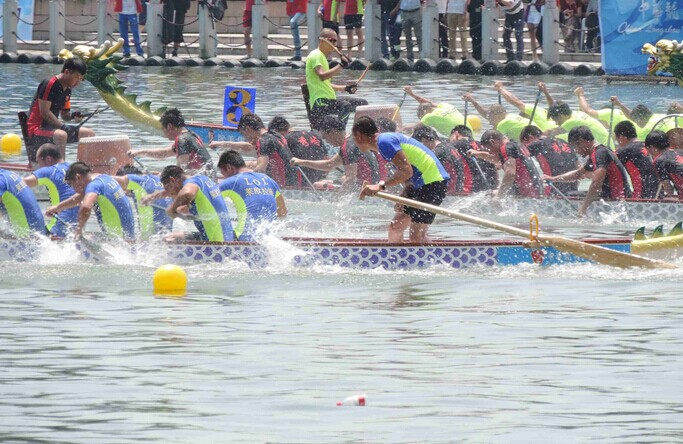 wellgreen dragon boat racing of China