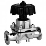 sanitary Manual Diaphragm Valve-wellgreen