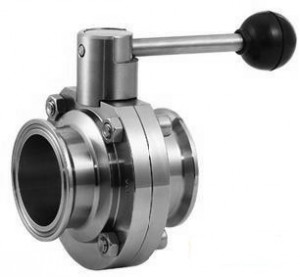 ISO/IDF Sanitary Butterfly Valves-wellgreen
