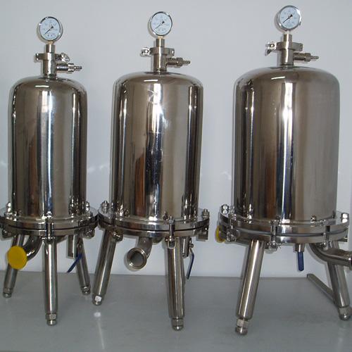 Sanitary Filter KIT stainless steel sanitary strainer assembling