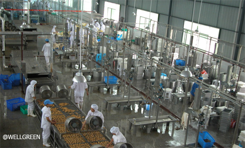 Attention of Food Machinery and Food Safety of China