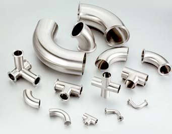 stainless steel hygienic pipe fittings