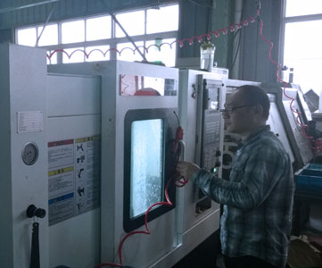 cnc machine of wellgreen