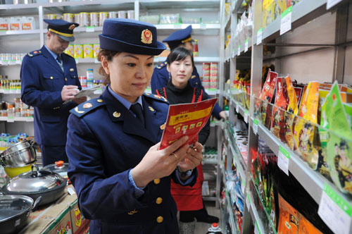 Food safety of china-wellgreen