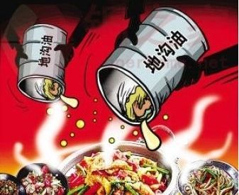 Gutter Oil Scandal  of Taiwan-wellgreen