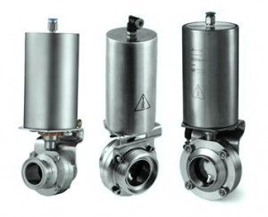 pneumatic-actuated-sanitary-butterfly-valves-wellgreen
