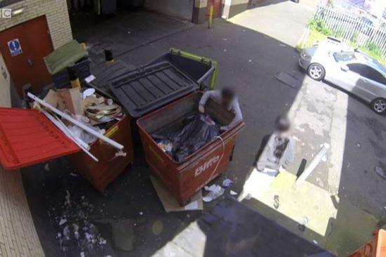 KFC-waste-food-in-UK-wellgreen