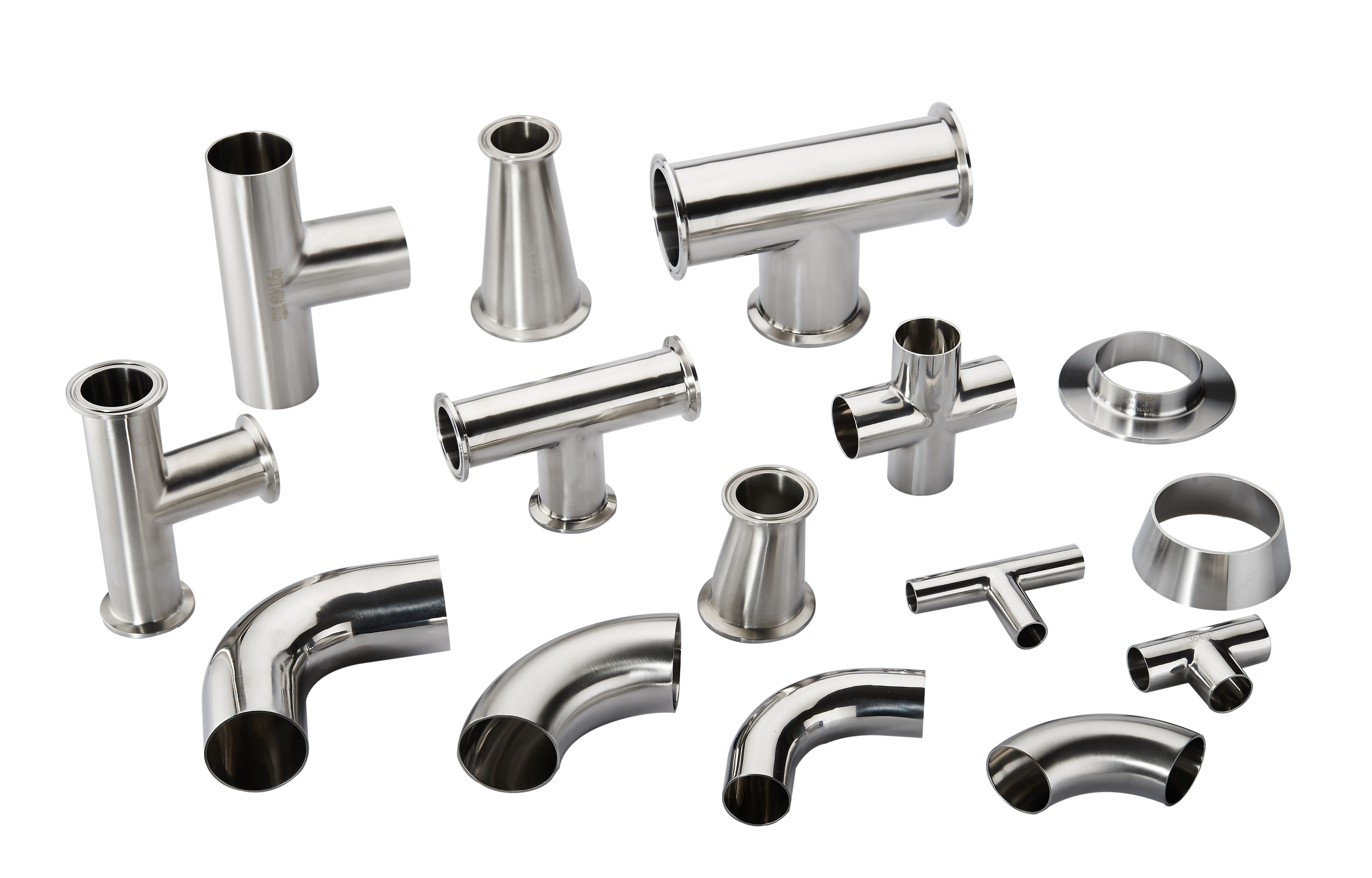 Useful Place And Its Importance Of Sanitary Pipe Fittings - Sanitary ...