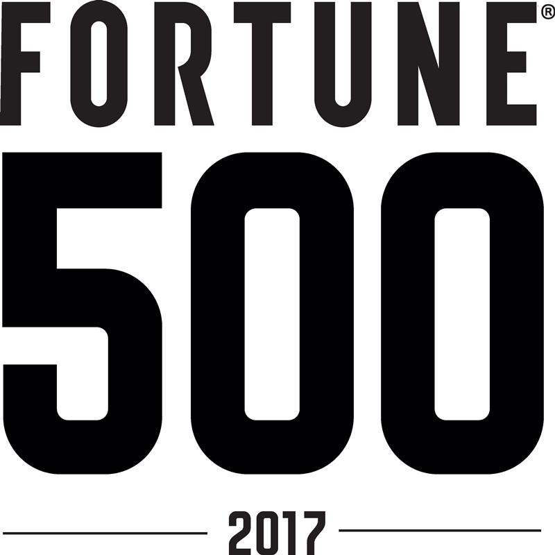 Fortune 500 2017 logo