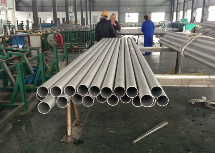 Seamless Stainless Steel Tubes Duplex 304L, 316L,321 (2)