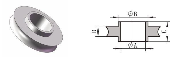 ISO Centering Ring