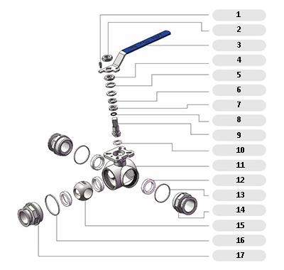 vacuum-ball-valve-parts