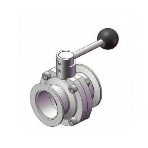 vacuum butterfly valve
